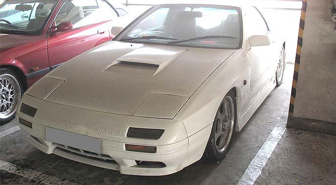 サバンナRX-7FC3S後期型