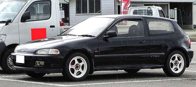 ホンダ シビック EG6型