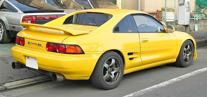 トヨタMR2 3型GT-S