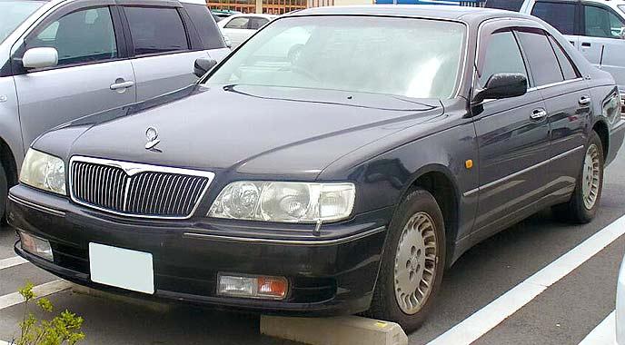日産シーマFY33型(1996~2001年)