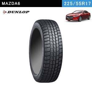 DUNLOP WINTER MAXX 02 225/55R17 97Q