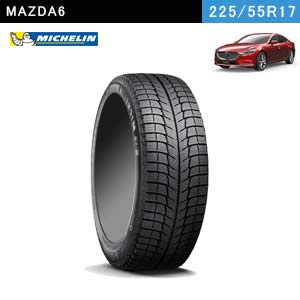 MICHELIN X-ICE 3+ 225/55R17 101H XL