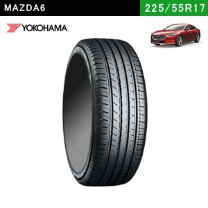 YOKOHAMA BluEarth-GT AE51 225/55R17 101W XL