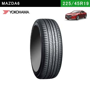 YOKOHAMA BluEarth-A 225/45R19 96W XL