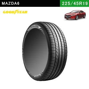 GOODYEAR EfficientGrip Comfort 225/45R19 96W XL