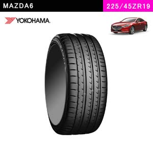 YOKOHAMA ADVAN Sport V105S225/45ZR19 (96Y) XL