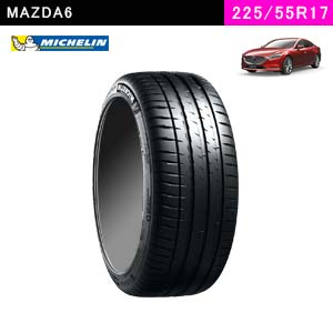 MICHELIN PILOT SPORT 4 225/55ZR17 (101Y) XL