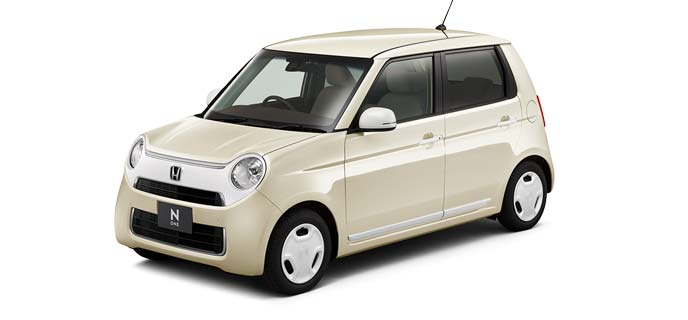 N-ONE特別仕様車ホワイトクラッシースタイル プレミアムアイボリー・パール