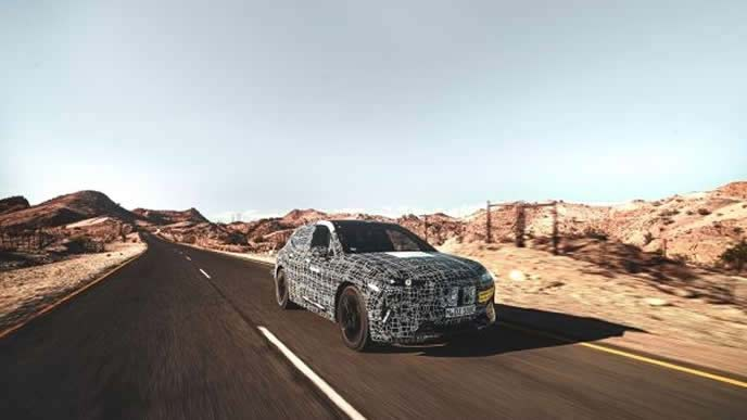 BMWのEV「iNEXT」