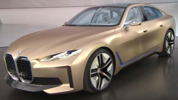 BMWコンセプトi4