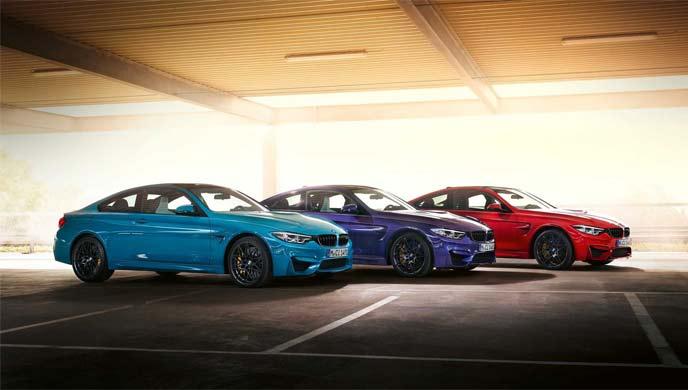 BMW M4エディション/// Mヘリテイジのエクステリア
