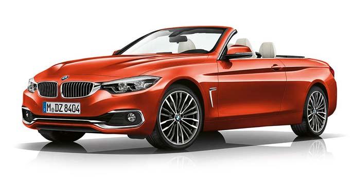 BMW4シリーズ カブリオレ