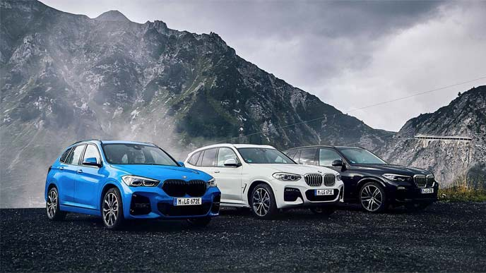 BMW X1 xDrive25e
