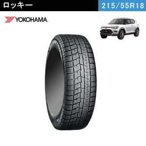 YOKOHAMA iceGUARD 6 215/55R18 99Q XL