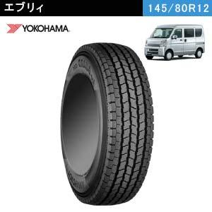 YOKOHAMA iceGUARD iG91 for VAN 145/80R12 80/78N