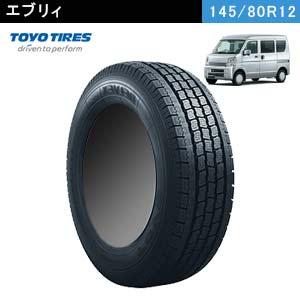 TOYO TIRES DELVEX 934 145/80R12 80/78N