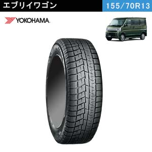 YOKOHAMA iceGUARD 6 iG60 155/70R13 75Q
