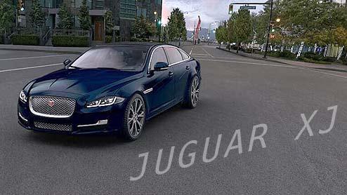 ジャガーXJのモデルチェンジ情報!次期型はEV化が決定し2020年に登場か