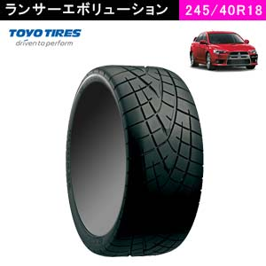 TOYO TIRES PROXES R1R 245/40ZR18 (93W)