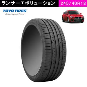 TOYO TIRES PROXES Sport 245/40ZR18 (97Y) XL