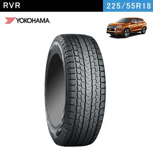 YOKOHAMA iceGUARD SUV G075 225/55R18 98Q
