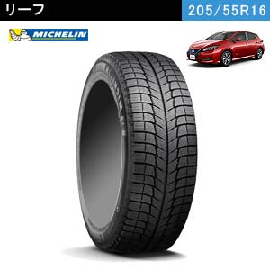 MICHELIN X-ICE 3+ 205/55R16 94H XL