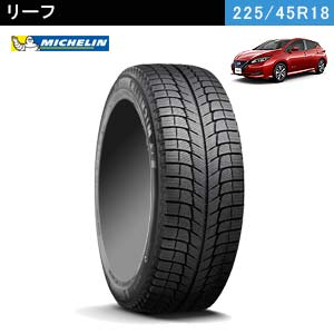 MICHELIN X-ICE 3+ 225/45R18 95H XL