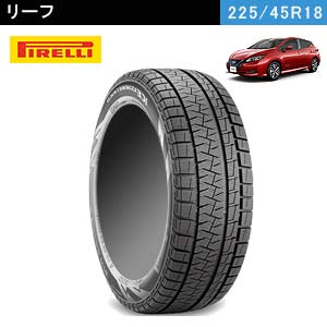 PIRELLI ICE ASIMMETRICO PLUS 225/45R18 95Q XL