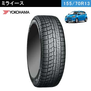 YOKOHAMA iceGUARD 6 155/70R13 75Q