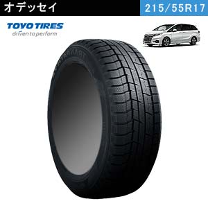 TOYO TIRES Winter TRANPATH TX 215/55R17 94Q