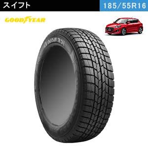GOODYEAR ICE NAVI 6 185/55R16 83Q