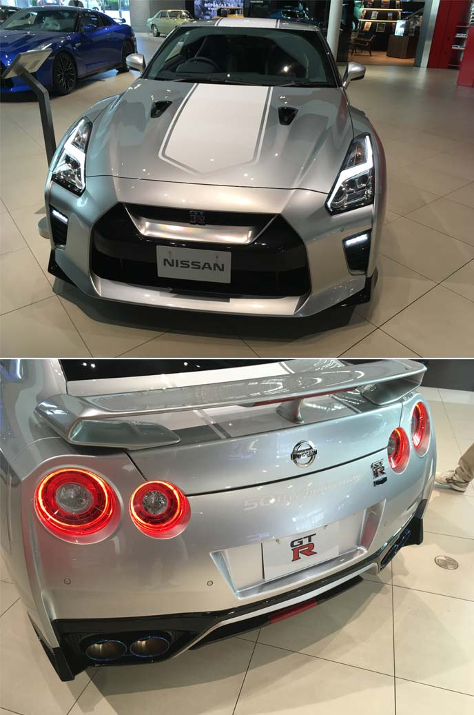 GT-R50thアニバーサリーエディション