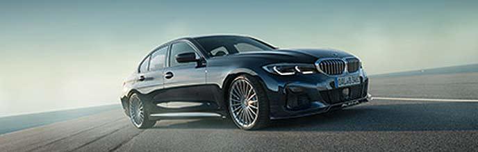 BMW ALPINA B3 Limousine Allrad