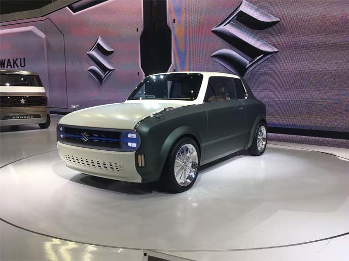 小型車「ワクスポ」