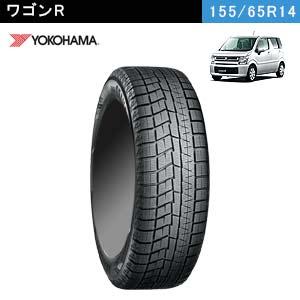 YOKOHAMA iceGUARD 6 155/65R14 75 Q