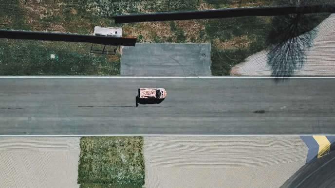スクアドラ コルセの新型ハイパーカー
