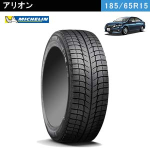 MICHELIN X-ICE 3+ 185/65R15 92T
