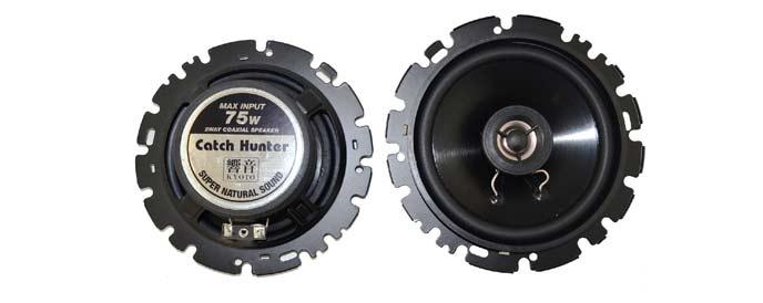 響音 2WAYコアキシャルスピーカー 16cm CH-226