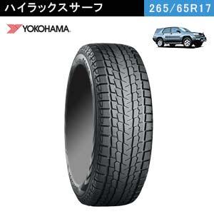 YOKOHAMA iceGUARD SUV G075 265/65R17 112Q