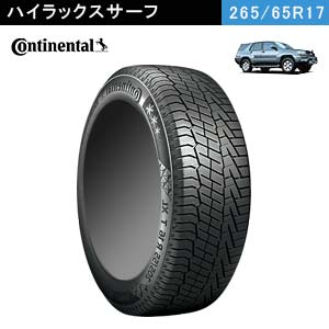 Continental NorthContact NC6 265/65R17 116T