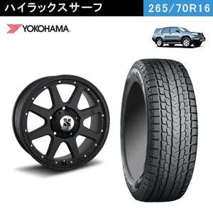 YOKOHAMA iceGUARD SUV G075 + MLJ XTERME -J