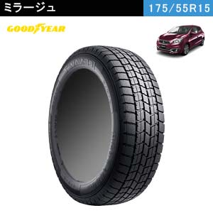 GOODYEAR ICE NAVI 7 175/55R15 77Q