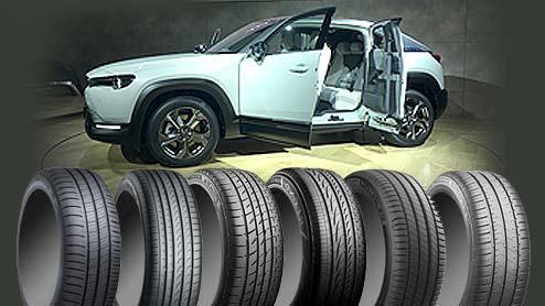 MX-30のタイヤ~電費/静粛性に優れた低燃費タイヤおすすめ8選