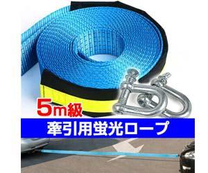 Fam Style 牽引用蛍光ロープ