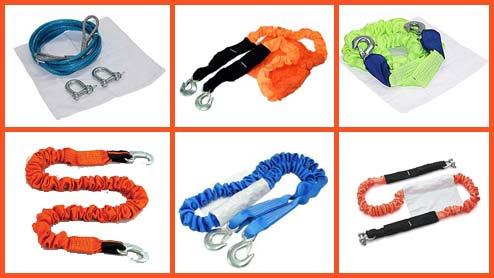 牽引ロープ~四駆・オフロードにおすすめ人気商品15選