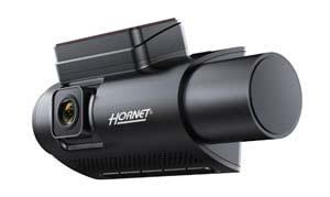 おすすめの加藤電機 HORNETセキュリティドライブレコーダーHSDR300-701