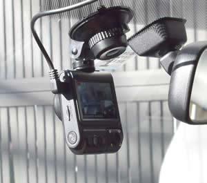 おすすめのサンコー 超高感度車内カメラ搭載前後撮影ドライブレコーダー SDLSNVDR