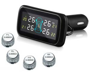 空気圧モニタリングシステム U903