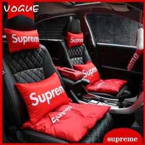 Supreme 車用シートクッション