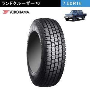 YOKOHAMA PROFORCE STUDLESS SY01 7.50R16 12PR